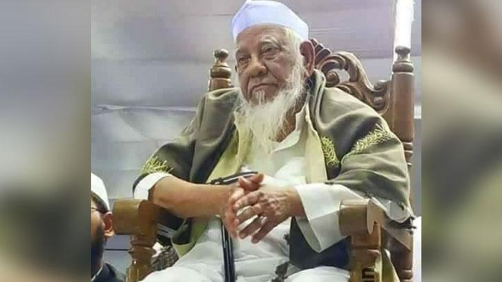 হেফাজতে ইসলামের প্রতিষ্ঠাতা আমির আল্লামা শাহ আহমদ শফী