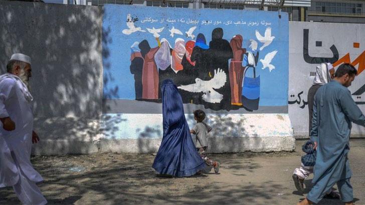 আফগান নারীবিষয়ক মন্ত্রণালয় এখন 'পাপ-পুণ্য' মন্ত্রণালয়