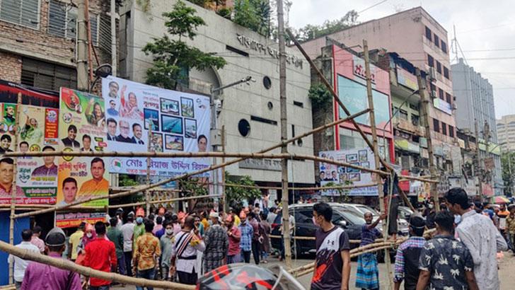 'মুক্তিযোদ্ধা প্রজন্ম লীগের' অনুষ্ঠান বন্ধ করলেন ওবায়দুল কাদের