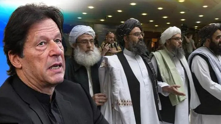 তালেবানের সঙ্গে সংলাপ শুরু করেছে পাকিস্তান