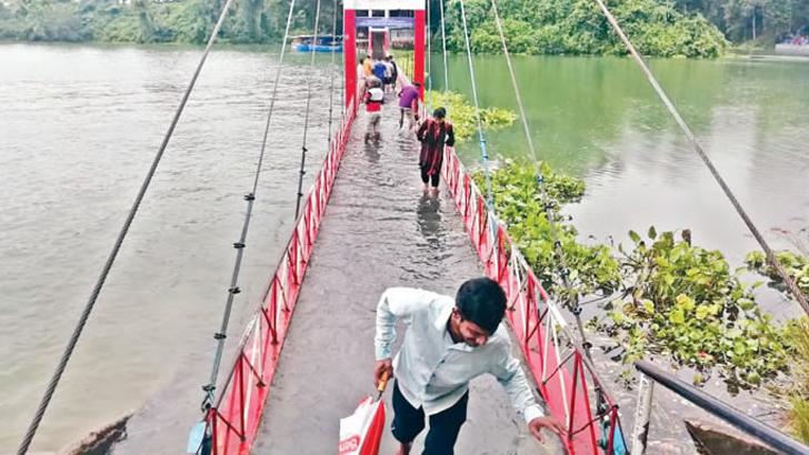 ঝুলন্ত সেতু