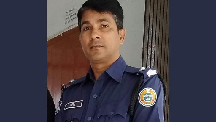 ওসি মনিরুজ্জামান