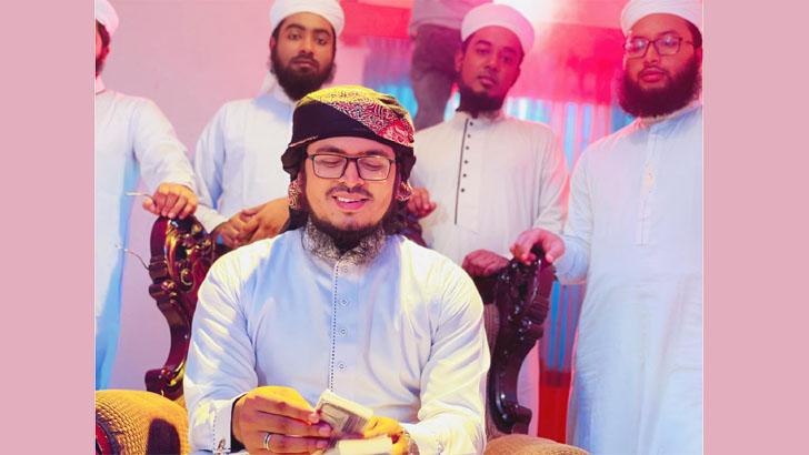 মুহাম্মদ বদরুজ্জামানের কণ্ঠে ব্যতিক্রমী সংগীত 'আজব টাকা'
