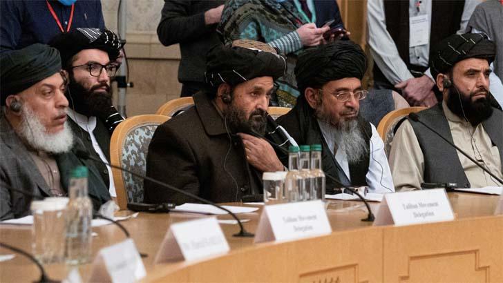 আফগানিস্তানে সব জাতির সরকার চায় পাঁচ পরাশক্তি