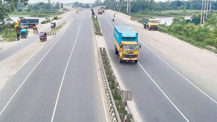 ঢাকা-টাঙ্গাইল মহাসড়ক
