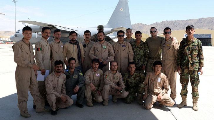 তাজিকিস্তানে ১৪৩ আফগান পাইলট গ্রেফতার