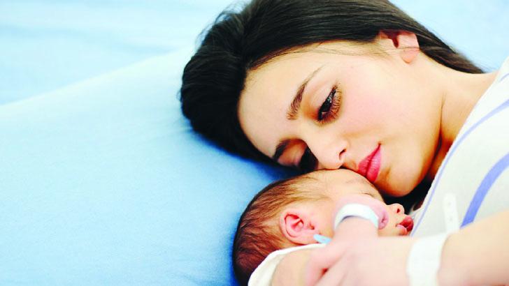 সন্তান জন্মের পর মায়ের বিষণ্নতা