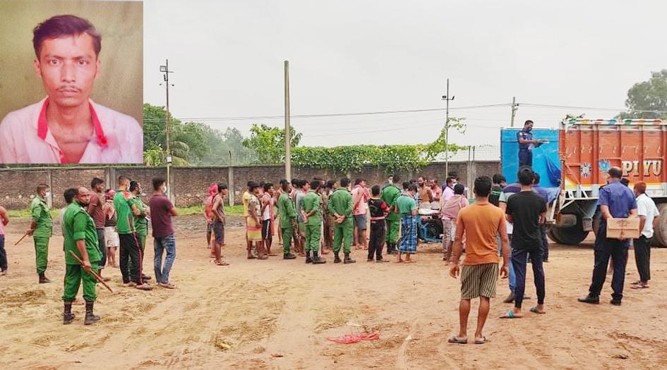 ভারতীয় ট্রাকচালকের মৃত্যু