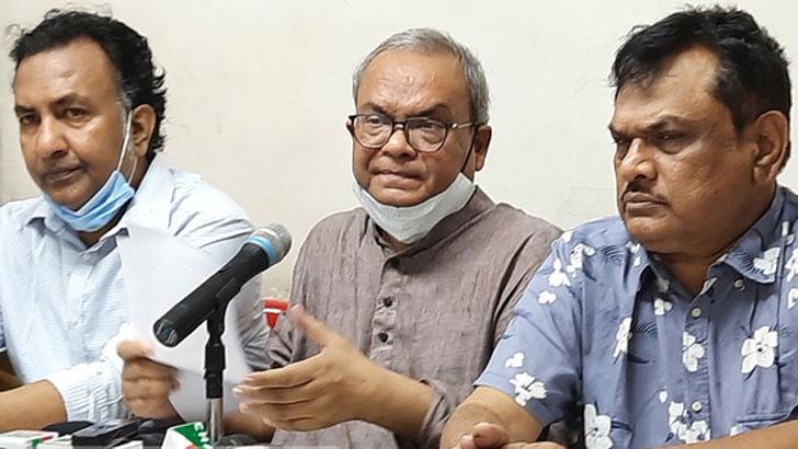 সরকার কথা না শুনলে রাজপথেই হবে চূড়ান্ত ফয়সালা: রিজভী