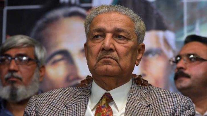 পাকিস্তানের পরমাণু বোমার জনক আবদুল কাদির খান আর নেই