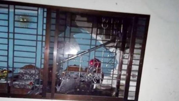 কোম্পানীগঞ্জ উপজেলা আ'লীগের সভাপতির বাসায় ককটেল হামলার অভিযোগ