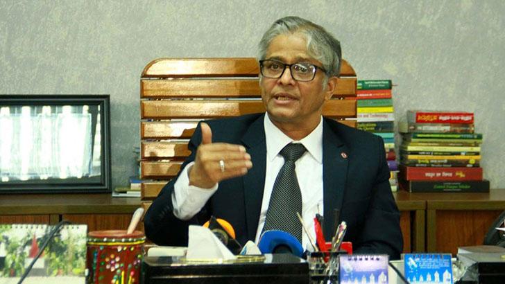 ঢাকা বিশ্ববিদ্যালয়ের (ঢাবি) উপাচার্য অধ্যাপক ড. মো. আখতারুজ্জামান