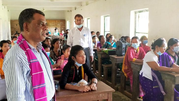 ক্ষুদ্র নৃগোষ্ঠী ও প্রান্তিক জনগোষ্ঠীকে শিক্ষার মহাসোপানে ফেরাতে বাউবি'র মতবিনিময়