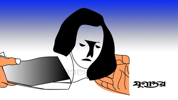 স্বামী-সন্তান ফেলে প্রেমিকের বাড়িতে গৃহবধূর অনশন