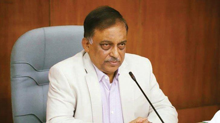 স্বরাষ্ট্রমন্ত্রী আসাদুজ্জামন খান কামাল