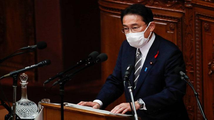 জাপানে সংসদ নির্বাচনের ঘোষণা