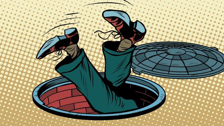 ড্রেনে নিখোঁজের সাড়ে ছয় ঘণ্টা পর দোকানি জীবিত উদ্ধার