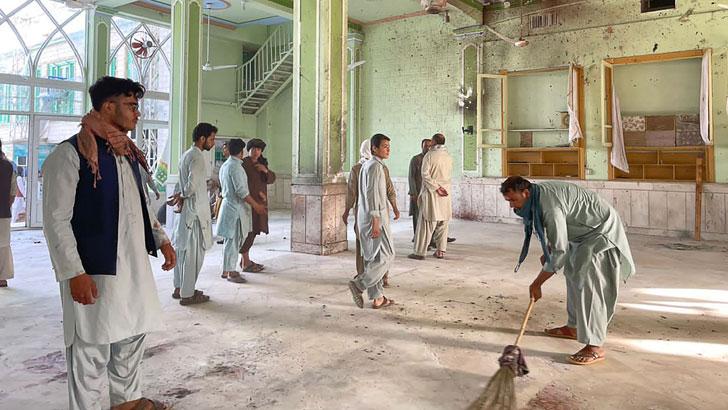 আফগানিস্তানে মসজিদে ফের হামলা, নিহত ৩৭