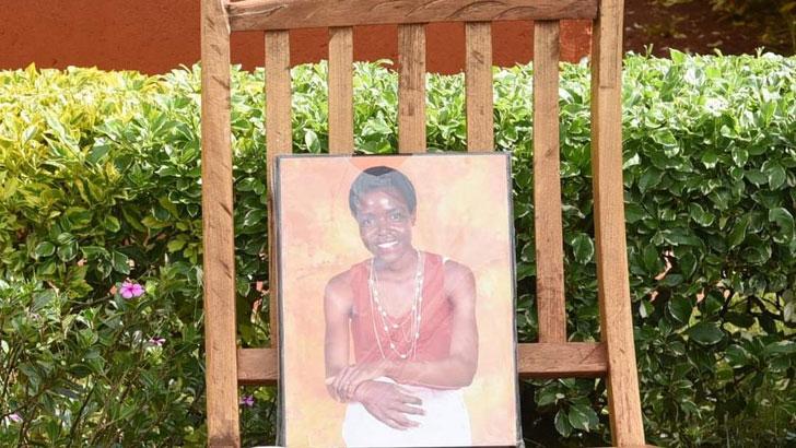 কেনিয়ার বিখ্যাত লং ডিসট্যান্স রানার এগনেস তিরোপ