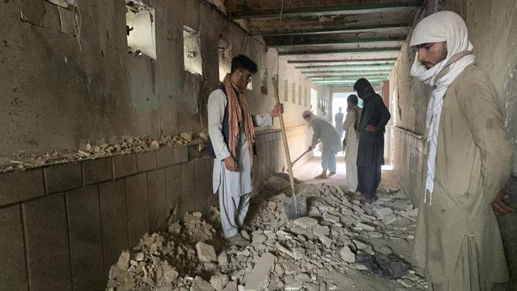 আফগানিস্তানে মসজিদে হামলা নিয়ে যা বলল সৌদি আরব