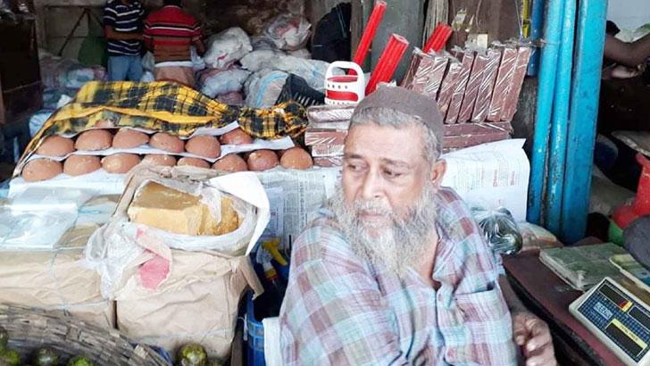 ভেজাল খেজুরের গুড়ে সয়লাব সৈয়দপুরের বাজার