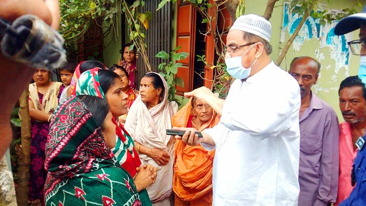 কুমিল্লার ঘটনায় দায়ীদের দ্রুত বিচারের আশ্বাস