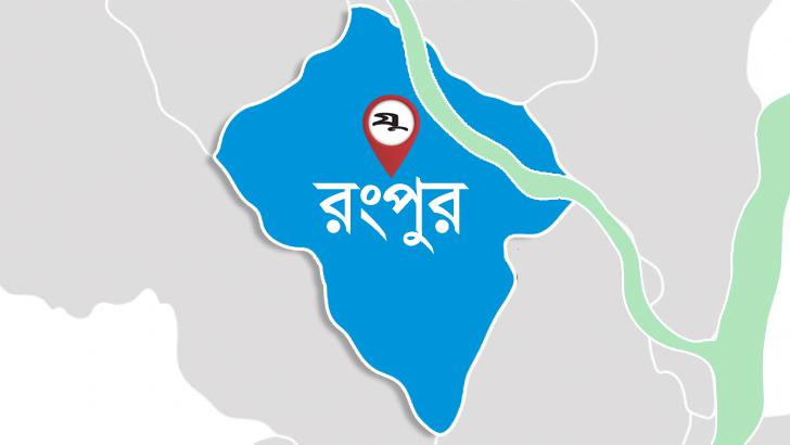 পীরগঞ্জে হিন্দু পল্লিতে হামলা ভাঙচুর আগুন