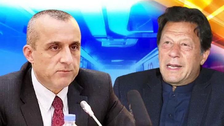 পাকিস্তান আফগানিস্তান দখল করেছে, দাবি আমরুল্লাহ'র