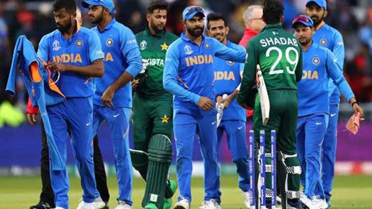 'পাকিস্তানের মতো দলকে বরাবরই চাপে রেখেছি আমরা'