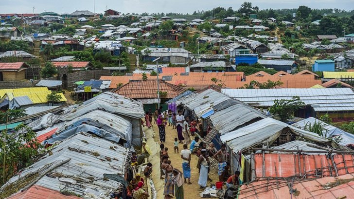 কক্সবাজারে রোহিঙ্গা ক্যাম্পে নাশকতা