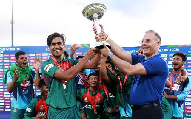বাংলাদেশ-ভারতের বিশ্বকাপ ফাইনাল ম্যাচ হাইলাইটস